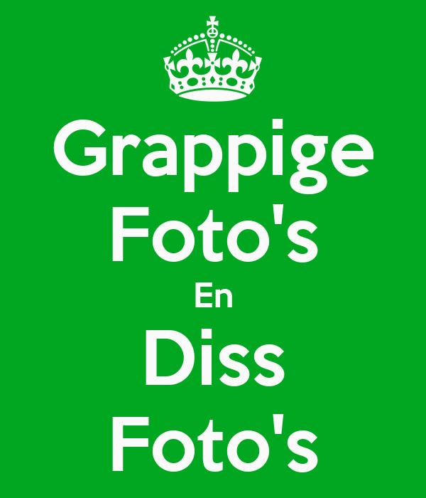 Grappige Foto's En Diss Foto's