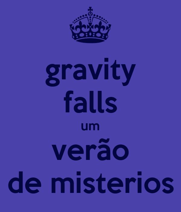 gravity falls um verão de misterios