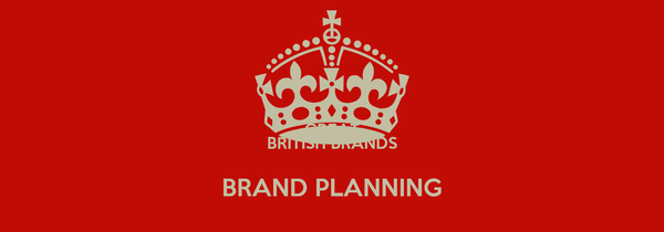 GREAT BRITISH BRANDS BRAND PLANNING  2015