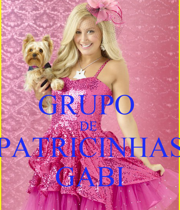 GRUPO  DE  PATRICINHAS GABI