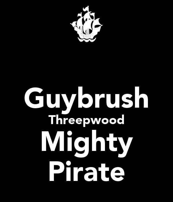 Guybrush Threepwood Mighty Pirate