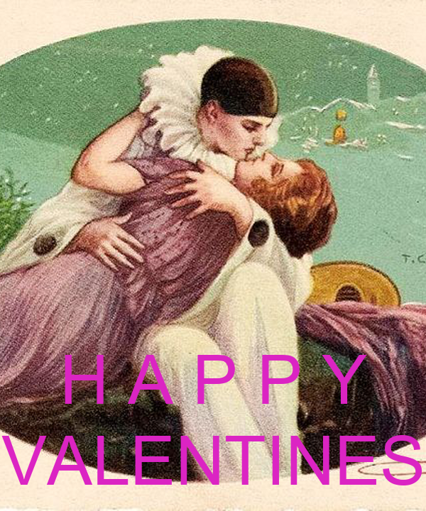 H A P P Y VALENTINES