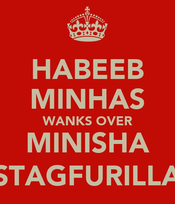 HABEEB MINHAS WANKS OVER MINISHA (ASTAGFURILLAH)