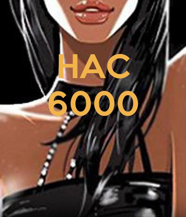 HAC 6000