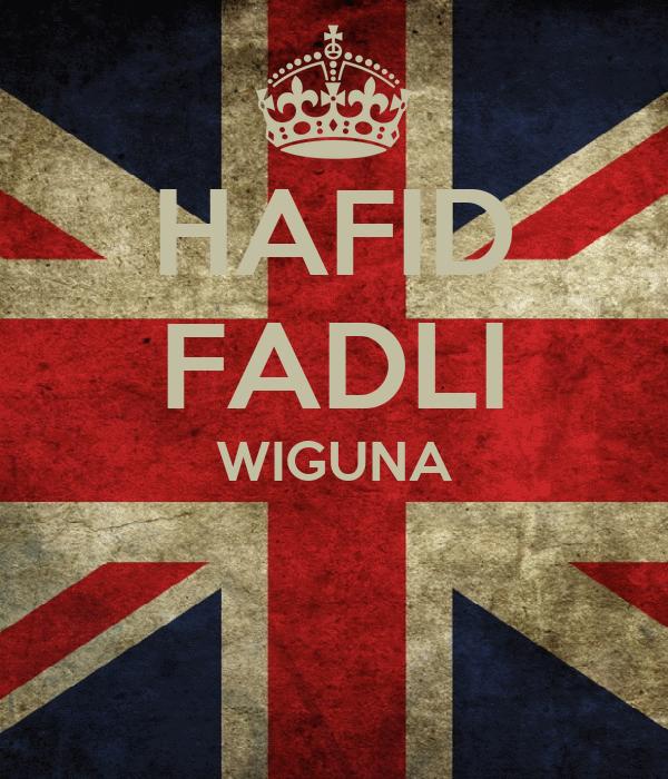 HAFID FADLI WIGUNA