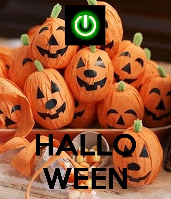HALLO WEEN