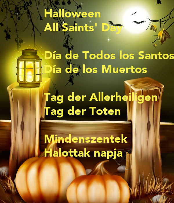halloween all saints day da de todos los santos da de los muertos tag der