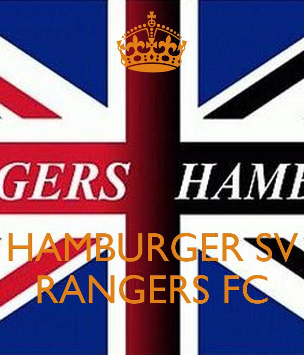 HAMBURGER SV RANGERS FC