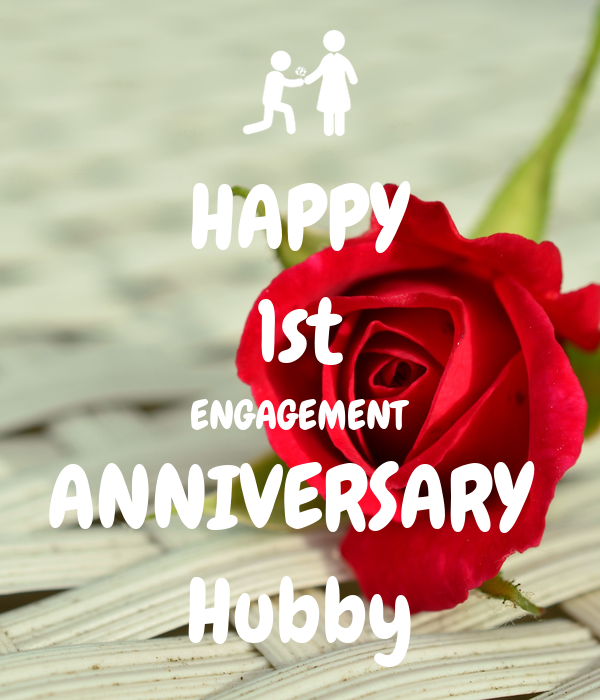 fresh happy st engagement anniversary images quoteambition