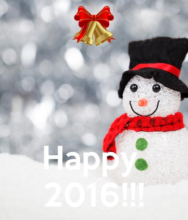 Happy  2016!!!