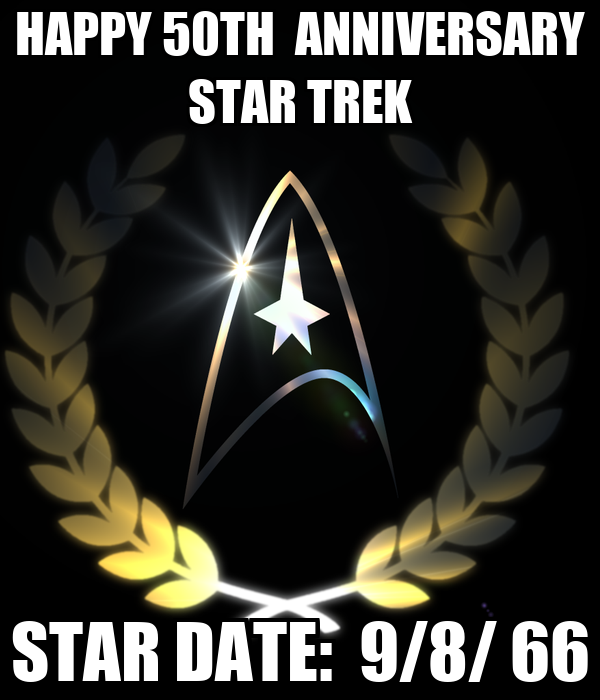 Star trek 50th anniversary date in Australia