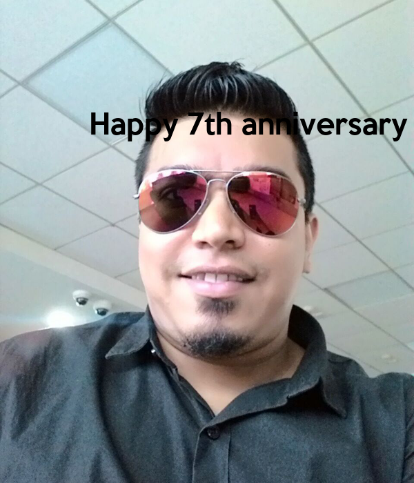 Happy 7th anniversary my thuss... Spider-Man