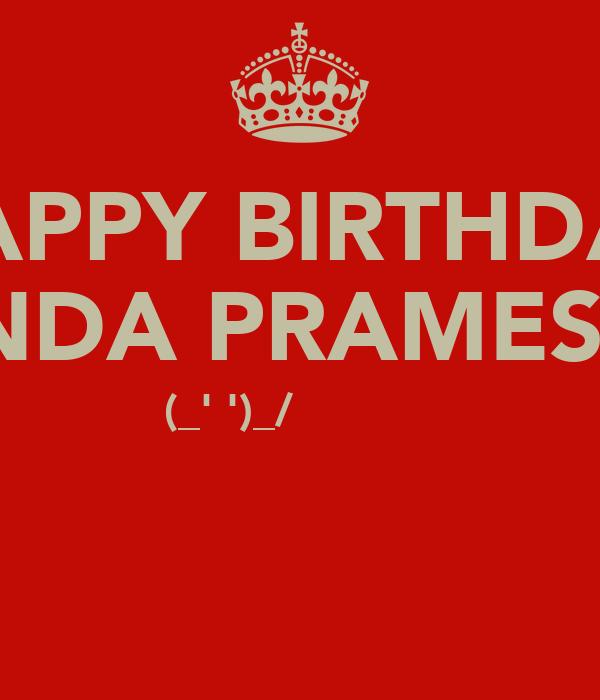 HAPPY BIRTHDAY ADINDA PRAMESTI H. (_'▽')_/ː̗̀☀̤̣̈̇ː̖́