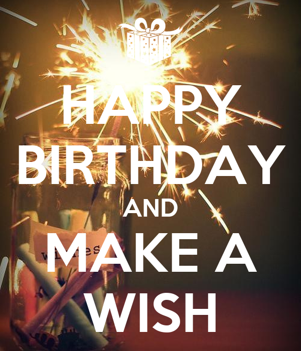 Happy Birthday And Make A Wish Poster Severine Keep Happy Birthday Make A Wish
