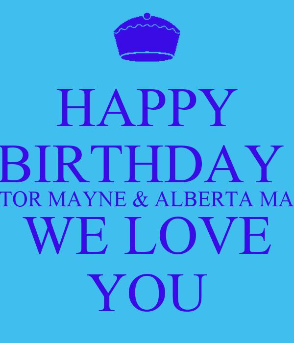 Alberta Mayne