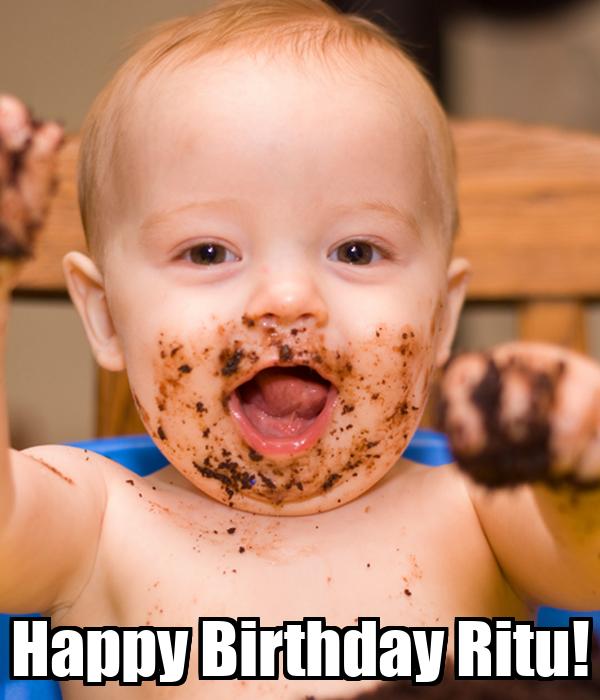 Happy Birthday Ritu!
