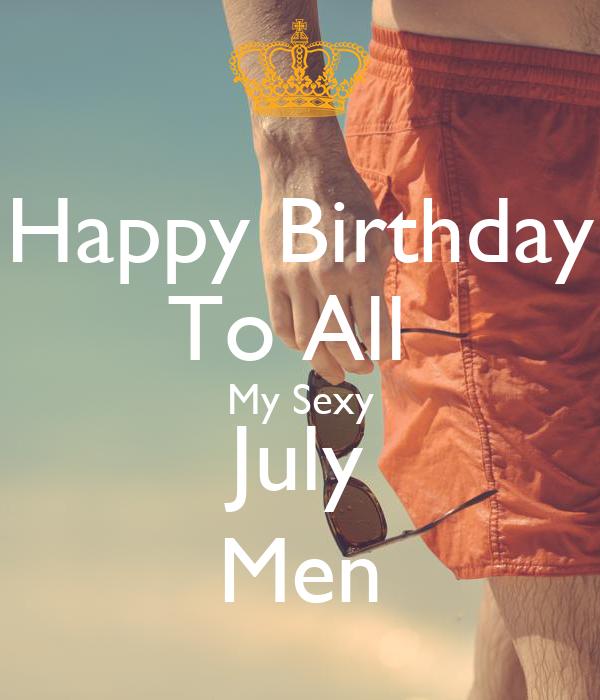 Men for sexy birthday 20+ Naughty
