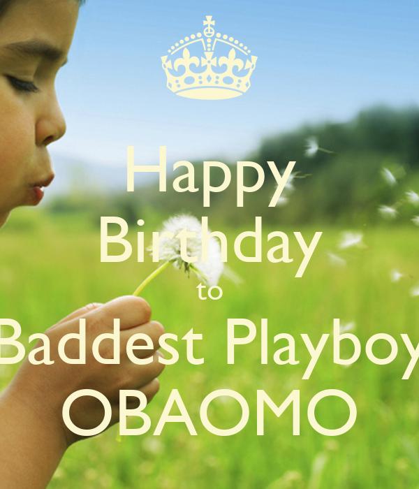 Birthday playboy happy The Best