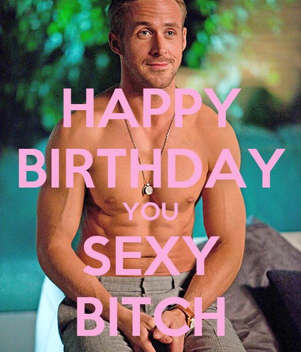 Pity, Happy birthday bitch