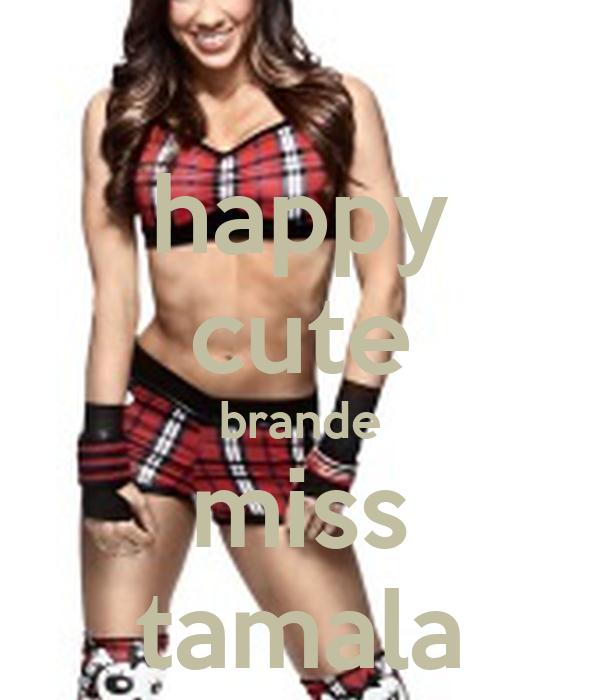 happy cute brande miss tamala