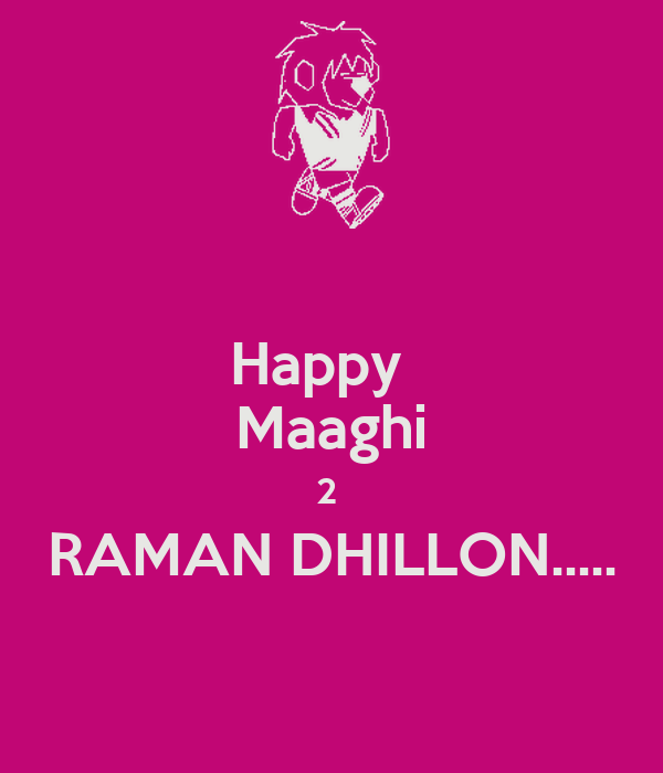 Happy   Maaghi 2  RAMAN DHILLON.....