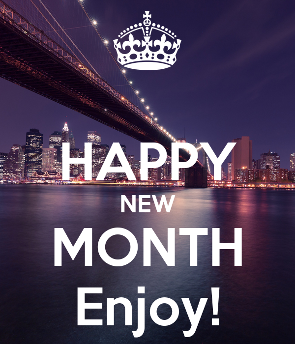 Image result for photos of happy new month
