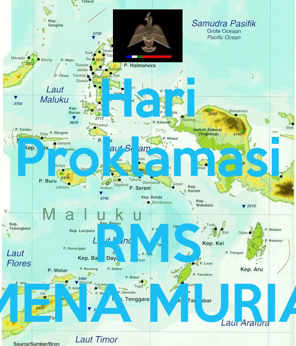 Hari Proklamasi  RMS MENA MURIA