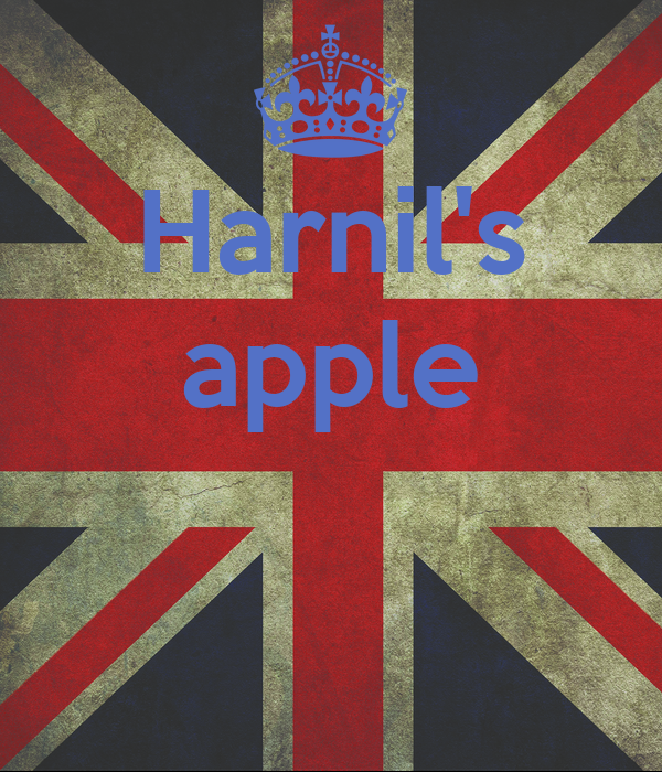 Harnil's apple