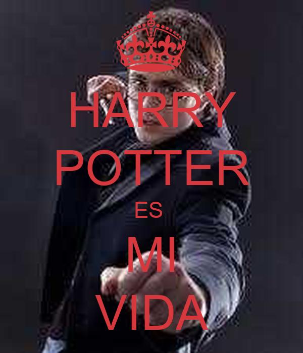 HARRY POTTER ES  MI VIDA