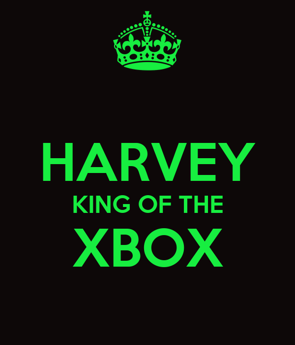 HARVEY KING OF THE XBOX