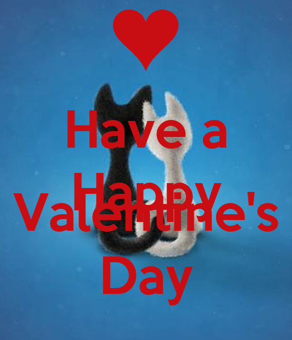 Have a Happy  Valentine's Day