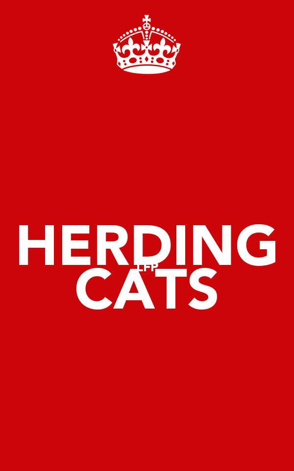 HERDING LFP CATS