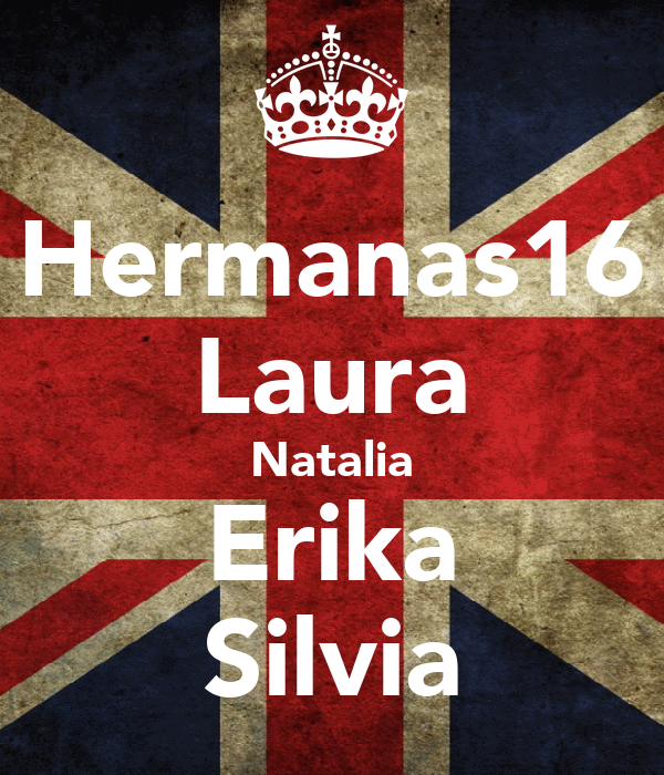 Hermanas16 Laura Natalia Erika Silvia