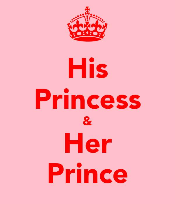His Princess & Her Prince