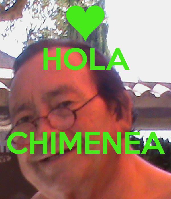 HOLA   CHIMENEA
