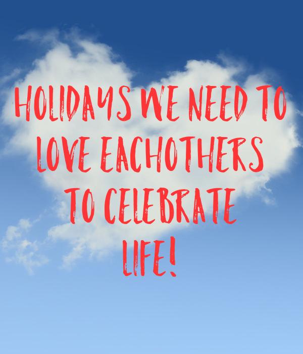 we celebrate life - photo #21