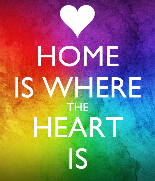 home is where the heart is poster nikkilondon keep calm o matic. Black Bedroom Furniture Sets. Home Design Ideas