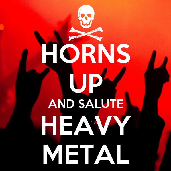 Heavy Metal Travel Mugs