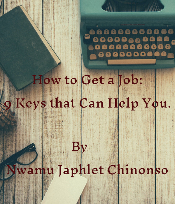 how to get help with finding a job