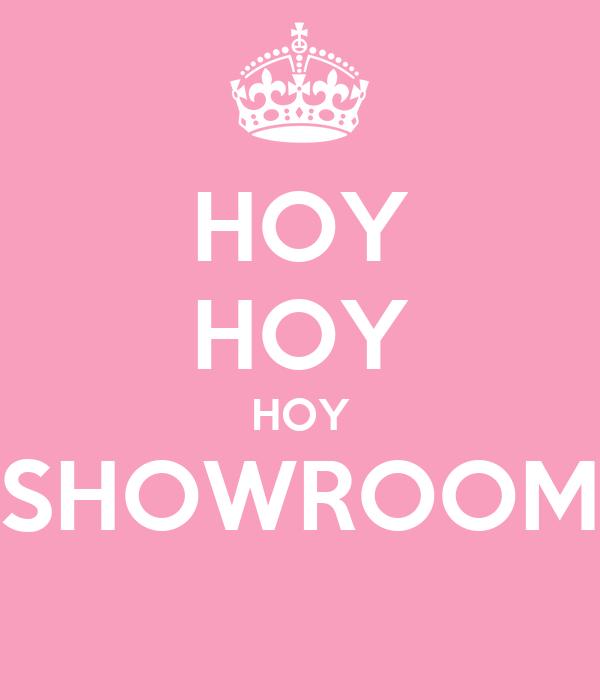 HOY HOY HOY SHOWROOM