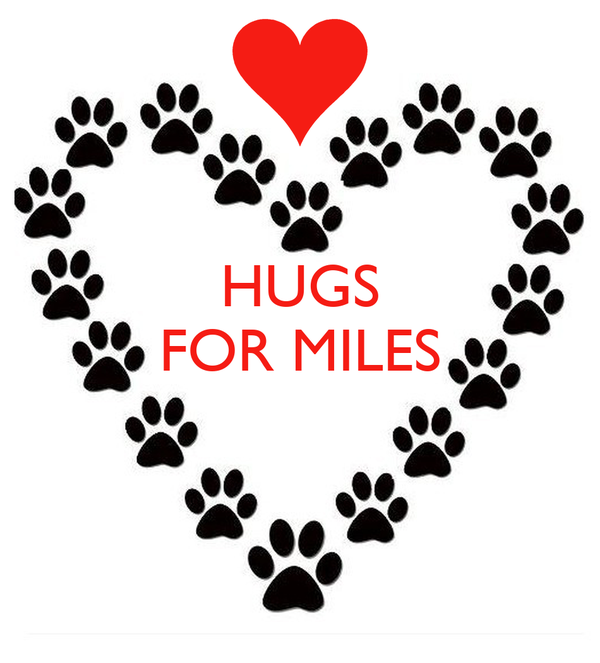 HUGS FOR MILES