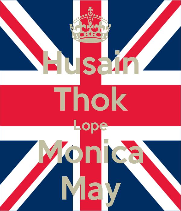Husain Thok Lope Monica May