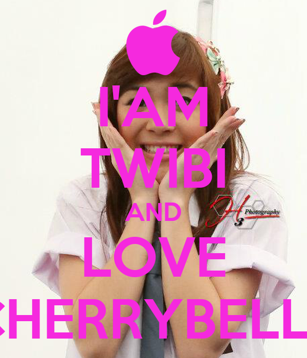 I'AM TWIBI AND LOVE CHERRYBELLE