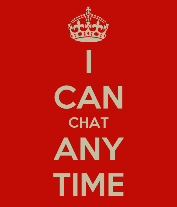 any chat