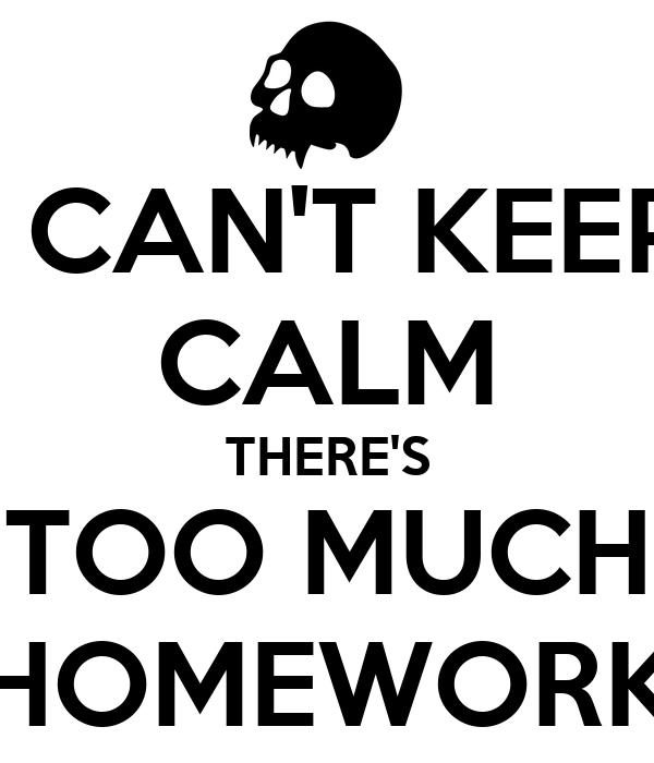 Do children have too much homework