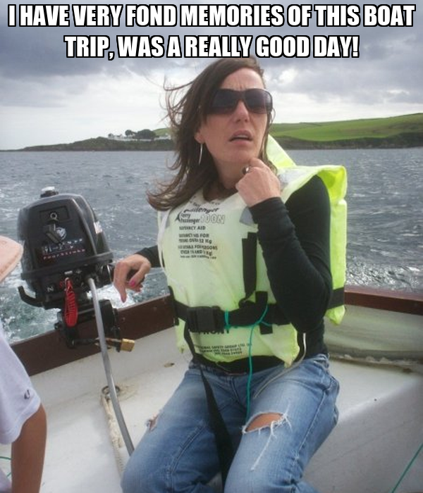 I HAVE VERY FOND MEMORIES OF THIS BOAT TRIP, WAS A REALLY GOOD DAY!