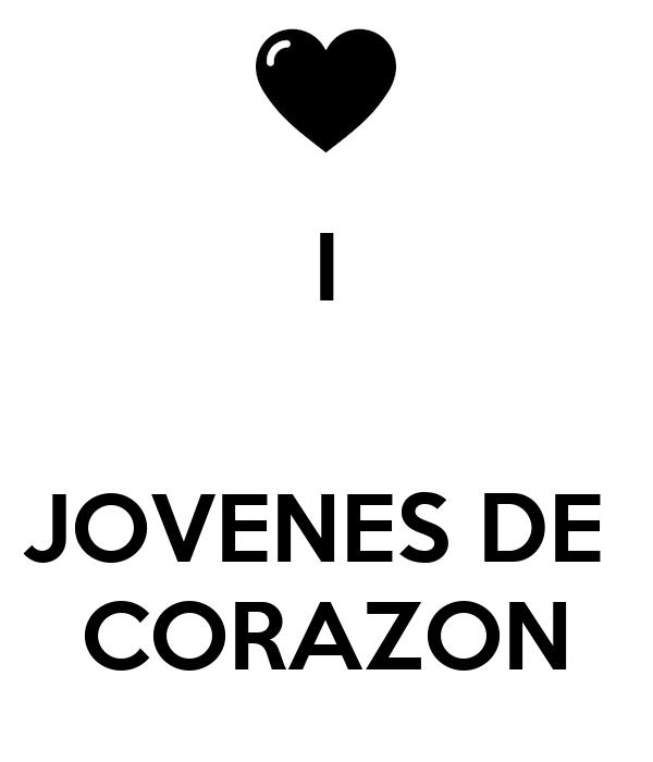 I   JOVENES DE  CORAZON