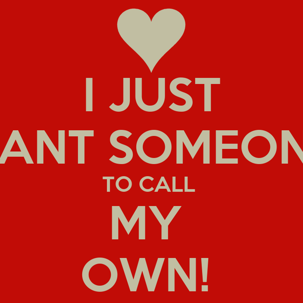 i want to call someone