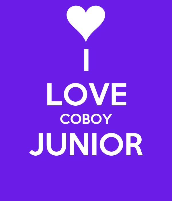 I LOVE COBOY JUNIOR