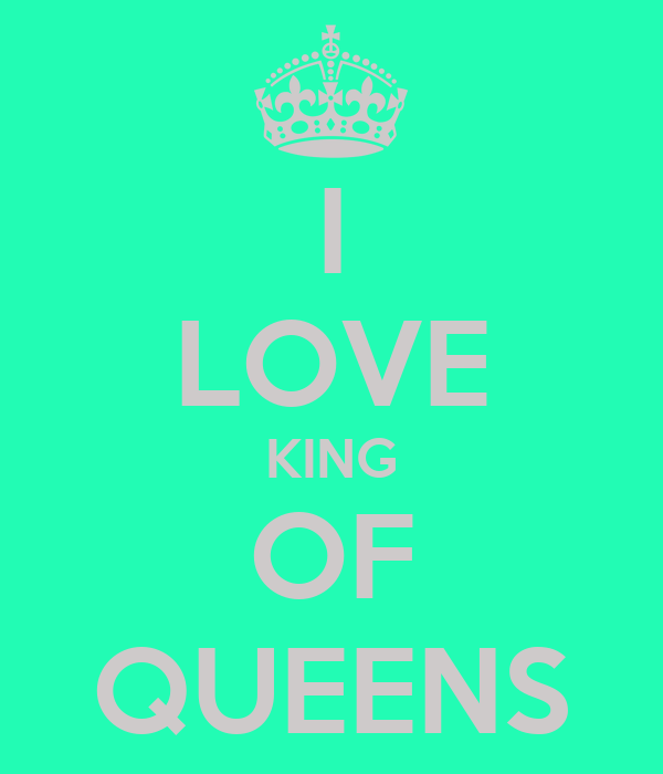 I LOVE KING OF QUEENS